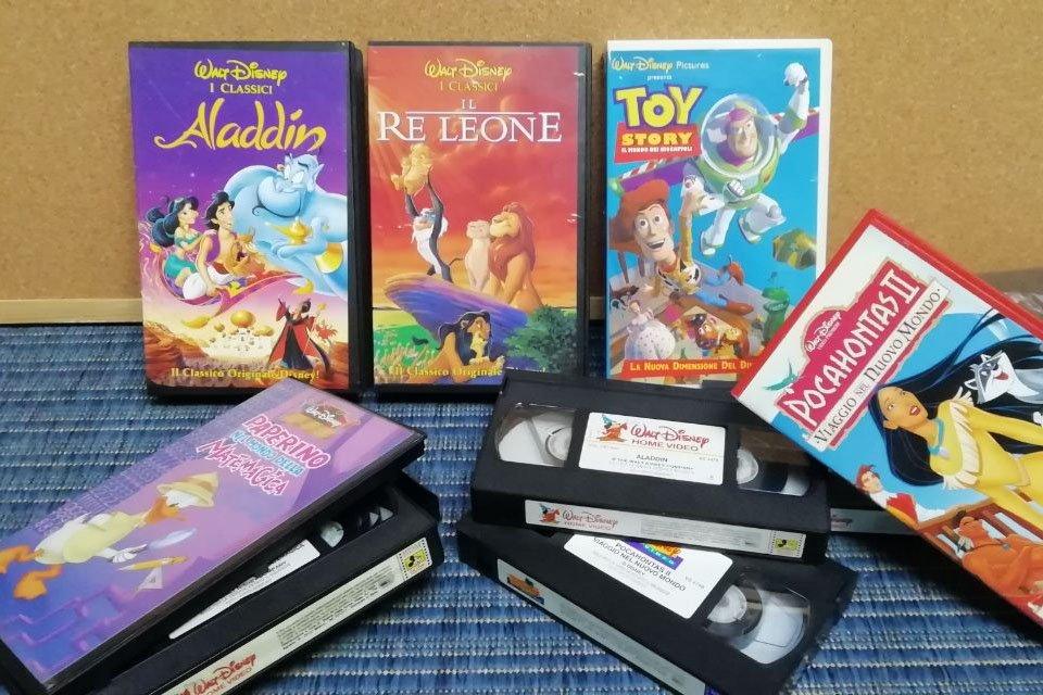 """Chi diceva """"È un vero Walt Disney, non accettate i falsi"""" nelle VHS Disney?"""
