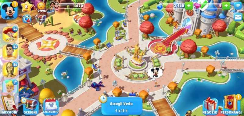 Disney Magic Kingdoms Disney mobile