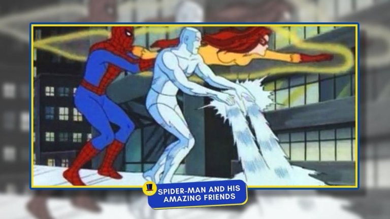 spider-man and his amazing friends disney+