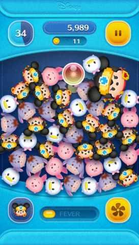 Disney Tsum Tsum partita