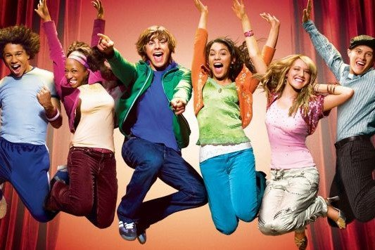 high school musical jump