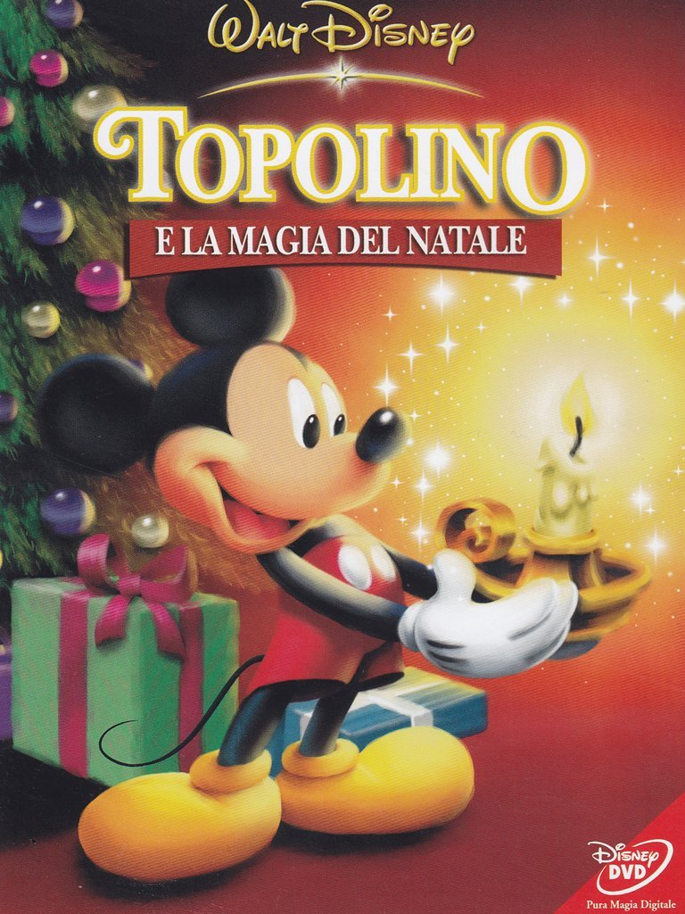 Disney Topolino e la magia del Natale