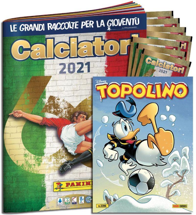 Album calciatori panini