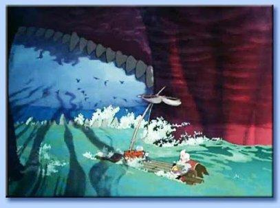 Fuga dalla balena