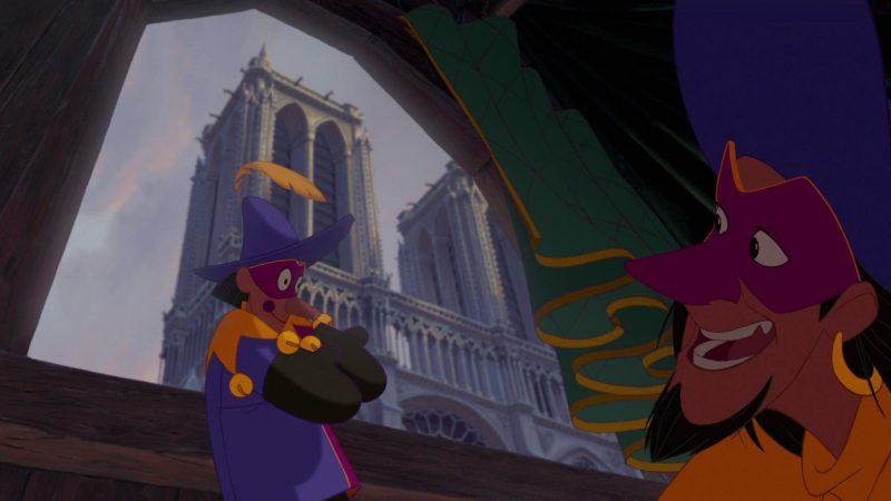 Clopin - Il gobbo di Notre Dame