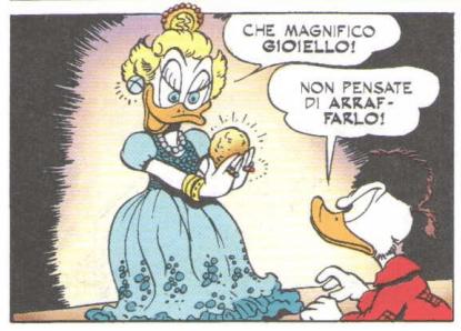 Doretta Zio Paperone e la stella del polo