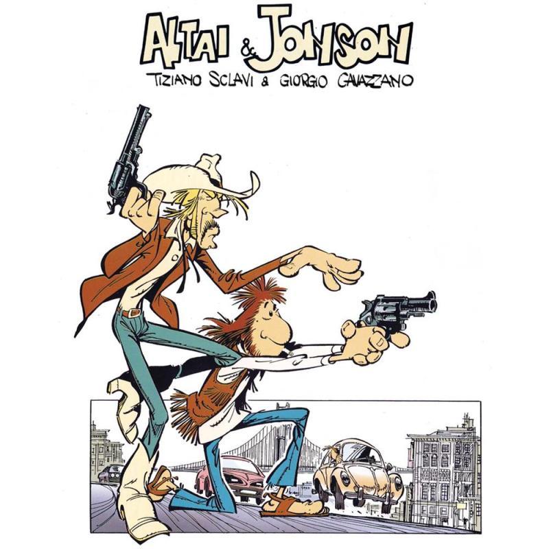 autori Altai e Jonson