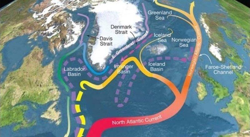 Schema Corrente del Golfo