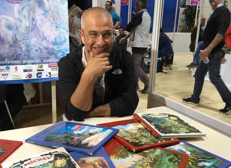 Silvio Camboni al Festivalchambery