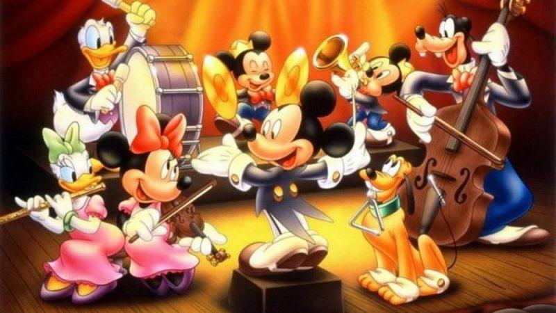 canzoni Disney orchestra