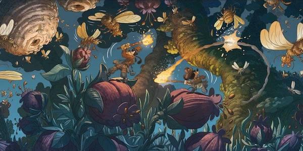 mickey oceano perduto