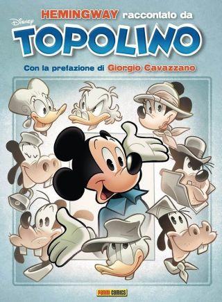 La copertina del Topolibro