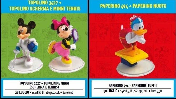 olimpiadi-topolino-sport-collection