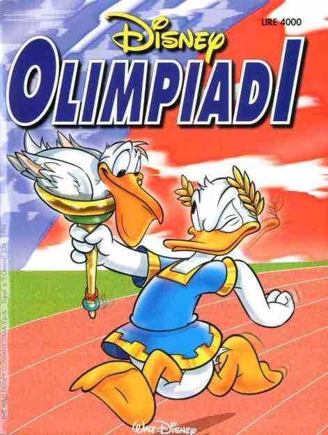 Disney Olimpiadi 1996
