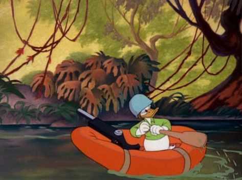 Commando Duck.