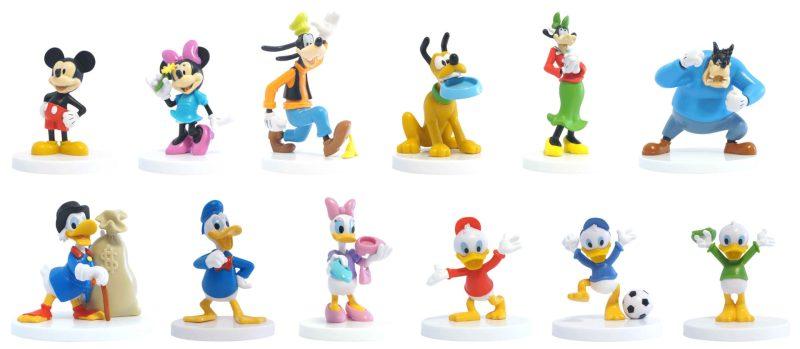 statuette 3d collezione completa