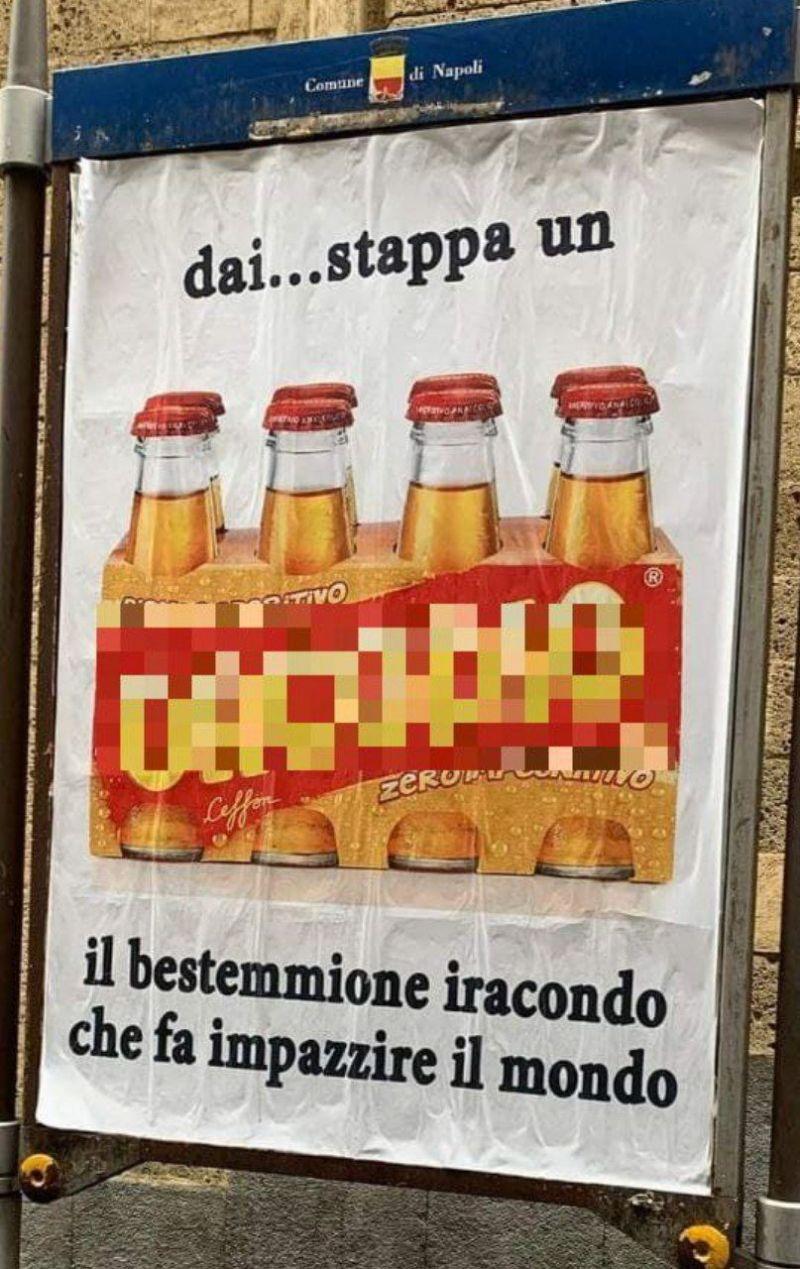 Crodino-Bestemmie