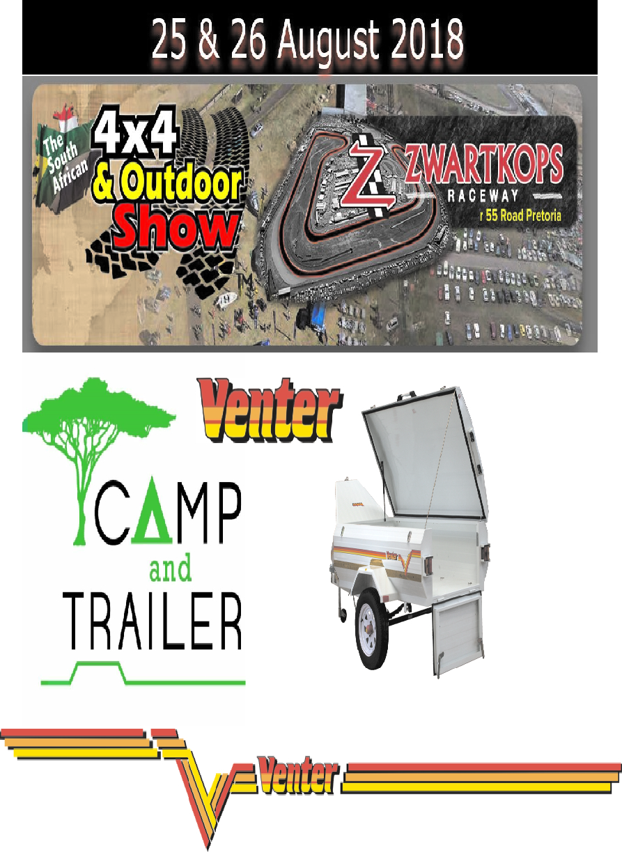 medium resolution of you stand a chance to win a super 6 venter trailer
