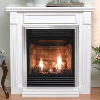 "24"" Vail Vent Free Fireplace (Electronic Ignition ..."