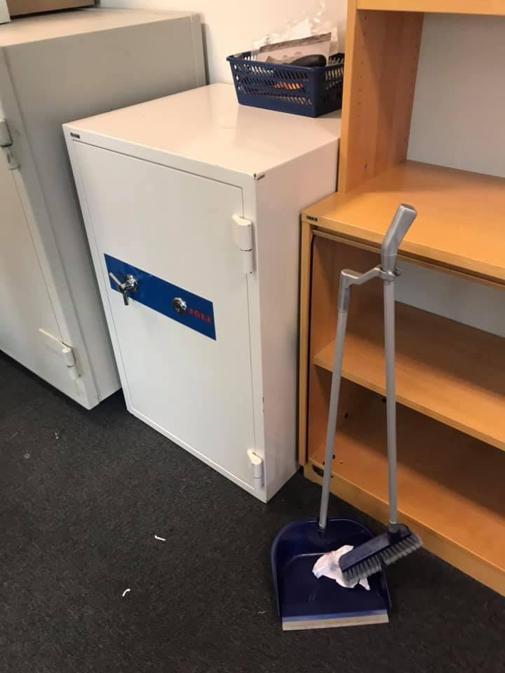 Rengjøring av kontorlokaler