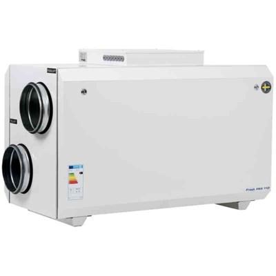 Värmeåtervinningsaggregat FRX110 S / FRX200 S, Fresh