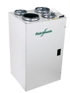 Värmeåtervinningsaggregat RDAS FläktGroup