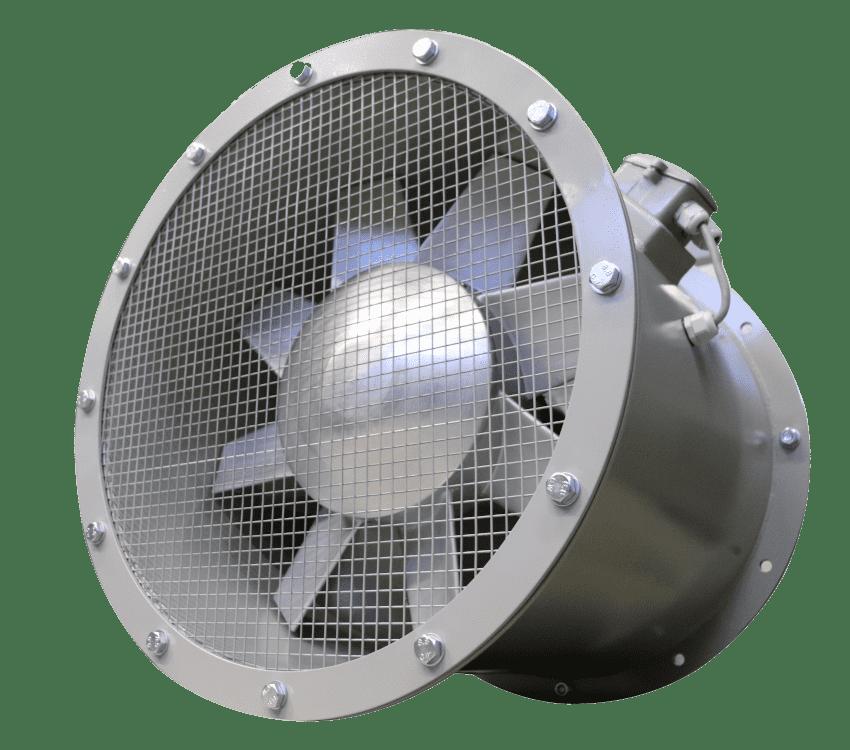 Aksijalni ventilator AV
