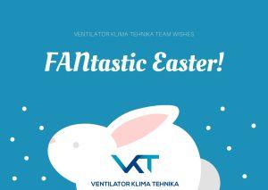 VKT wishes FANtastic Easter