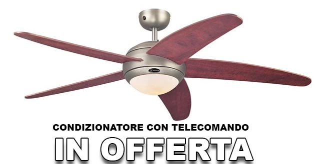 Monteverde, ventilatore a soffitto, lampadario, 3 pale, 52, 8.376m³/h. Ventilatori Da Soffitto Con Telecomando Ventilatori Da Soffitto