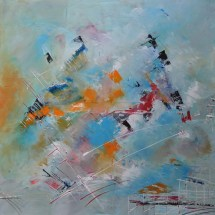 EVASION PICTURAL 80 X80