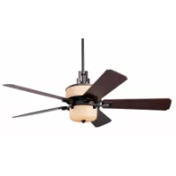 Asian Style Ceiling Fan - Mature Milf