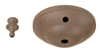 Craftmade RP-3803AG Aged Bronze Replacement Metal Cap for ...