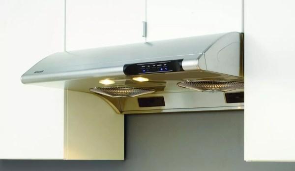 Zephyr Ak2136ab Black 850 Cfm 36 Wide Under Cabinet Range Hood With Halogen Lighting