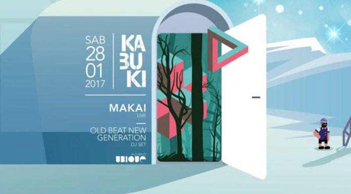 Makai e Old beat new generation al Kabuki di Bari 80cf1ec2a823