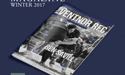 Ventnor RFC Magazine Winter 2017 edition