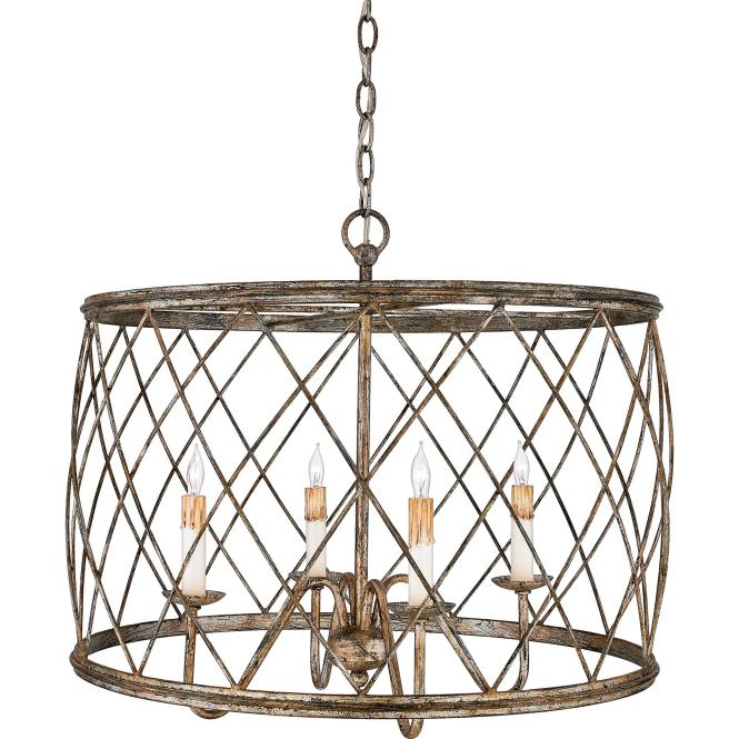 Fascinating Quoizel Lighting Rdy2823cs Pendant Dury For Home Ideas