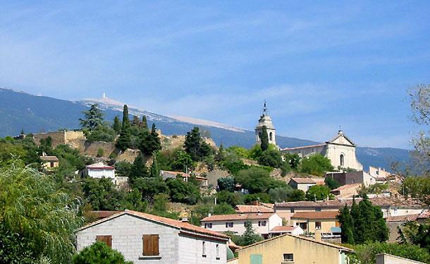 Bdoin Village Du Mont Ventoux