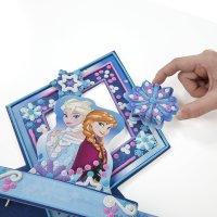 Jucarie Doh-Vinci Featuring Disney Frozen Door Design Kit ...