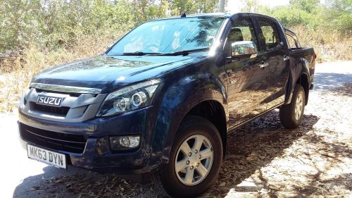 small resolution of ref 1877 isuzu d max 2014 31000miles only euro 5