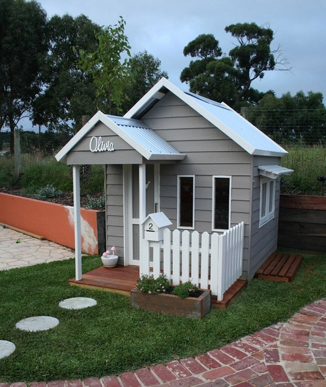 Creative Cubby House Ideas For Your Kid Live Better Very