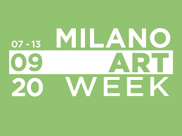 Milano art week logo