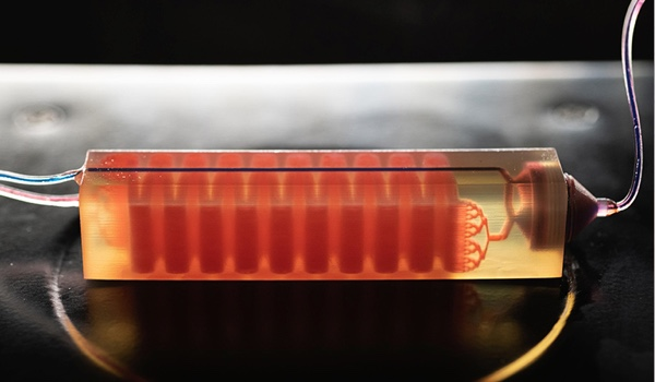 3D Printed Liquid Biopsy Device Captures Most Cancer Cells