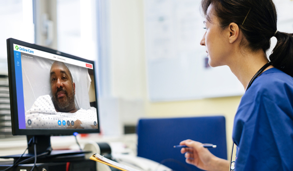 Amwell lands close to $200M in funding to keep up with demand for telehealth
