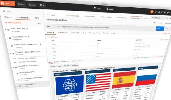 API development platform Postman nabs $150 million at a $2 billion valuation
