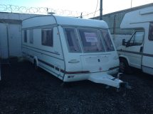 Compass Connoisseur 490 5 Used Caravans North Wales
