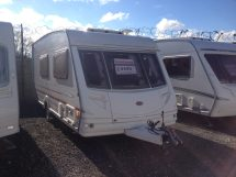 Sterling Europa Moonstone Used Caravans North Wales
