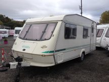 Elddis Jetstream Ex300 Used Caravans North Wales