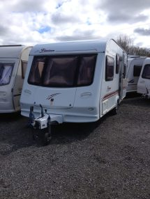 Elddis Firestorm 505 Used Caravans North Wales
