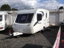 Sterling Europa 390 Used Caravans North Wales