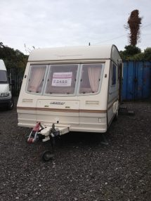 Bailey Moselle Used Caravans North Wales